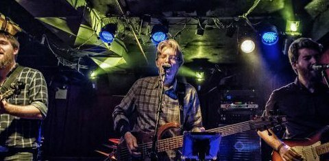 image for article Phil Lesh & The Terrapin Family Band @ Sullivan Hall 6.5.13 [Review & Pics]