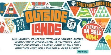 image for article San Francisco Outside Lands Festival: Single Day Tickets On Sale Tomorrow 06/26