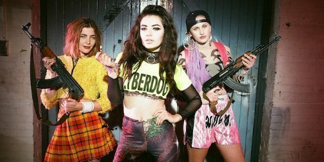 image for article Charli XCX Announces 2013 Tour Dates