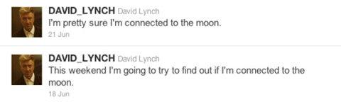 David Lynch Moon