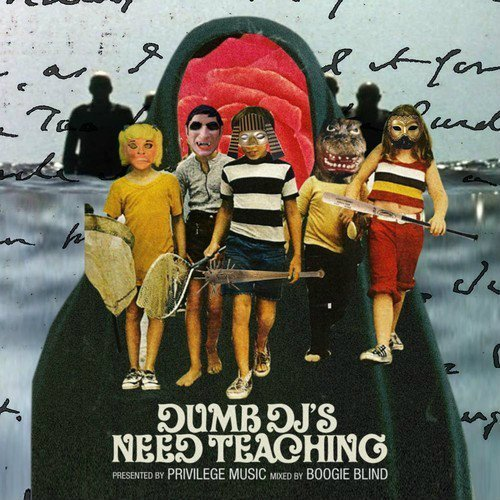 "image for article ""Dumb DJ's Need Teaching"" - Privilege Music & DJ Boogie Blind [Soundcloud Mixtape]"