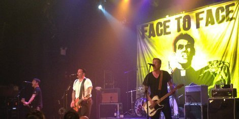 image for article Face To Face With Teenage Bottlerocket 6.12.2013 [Video & Zumic Review]