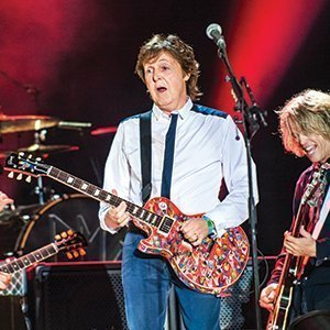 image for article Paul McCartney 2013 Bonnaroo - YouTube HQ Audio [First 66 Minutes]