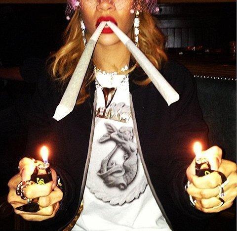 Rihanna joints