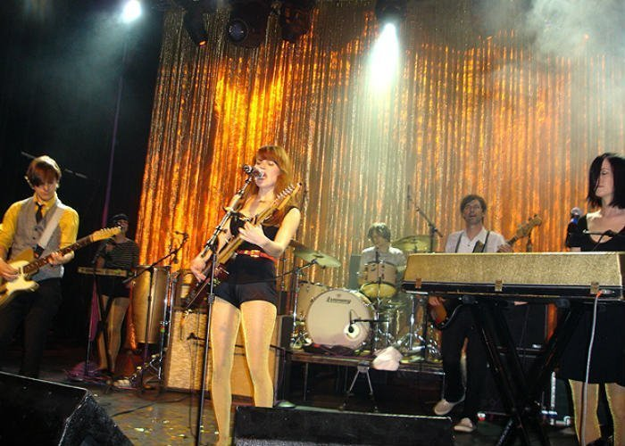 image for artist Rilo Kiley