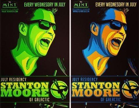 stanton-moore-mint-residency-la-july-2013-posters