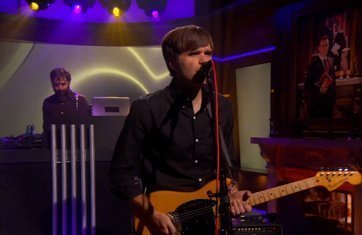 image for article The Postal Service Performances & Interview on The Colbert Report [Official Videos]