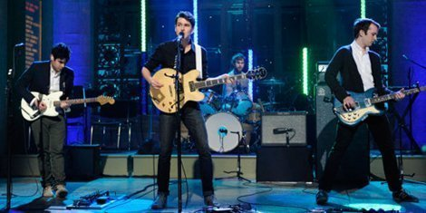 image for article Vampire Weekend And Kings Of Leon To Play iTunes Festival