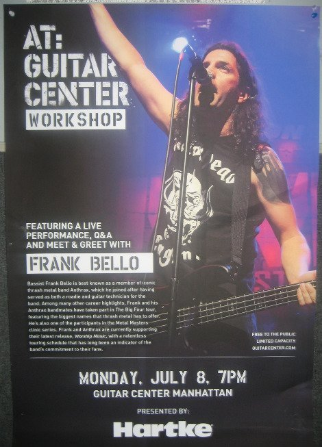 FrankBello-GuitarCenter-2013 001