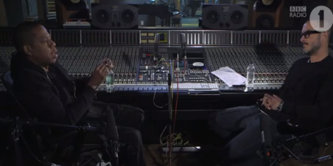 JAY Z INTERVIEW