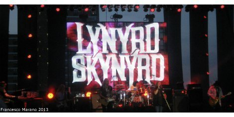 image for article Lynyrd Skynyrd Bring Southern Rock To Coney Island 7.18.2013 [Zumic Review, Photos + YouTube Videos]
