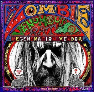 "image for article ""We're An American Band"" (Grand Funk Cover) - Rob Zombie [Official Lyric Video]"