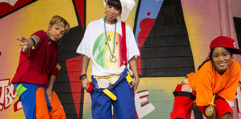 "image for article VH1 Releases Trailer for TLC Biopic, ""CrazySexyCool: The TLC Story"""