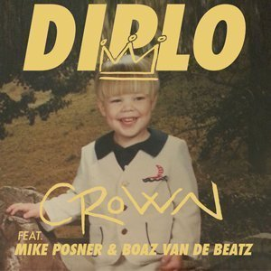"image for article ""Crown"" - Diplo ft. Mike Posner, Boaz Van De Beatz & Riff Raff [Soundcloud Audio]"