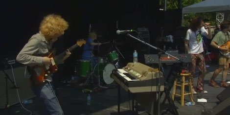 "image for article ""Shuggie"" – Foxygen (Pitchfork Music Fest) [YouTube Video]"