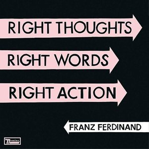 Right Thoughts, Right Words, Right Action - out August 28th. Preorder now by clicking on the artwork above.