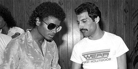 image for article Freddie Mercury, Michael Jackson Duets To Be Released This Fall