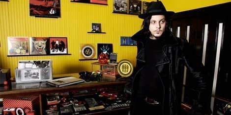 image for article Jack White Opens Up In Q&A With Rolling Stone
