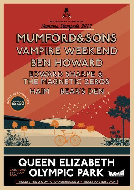 mumford-and-sons-olympic-park-poster-2013