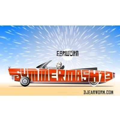 image for article SummerMash '13 - DJ Earworm [Official Youtube Video]
