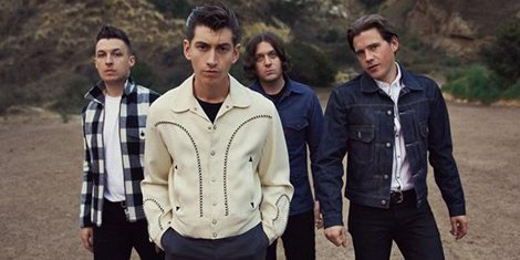 image for event Arctic Monkeys  and The Lemon Twigs