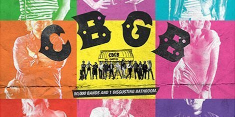 image for article CBGB Film Soundtrack Track Listing Released [Spotify Playlist]