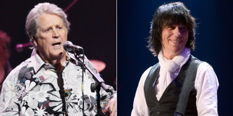 image for article Brian Wilson, Jeff Beck, Al Jardine, & Dave Marks Tour Together This Fall