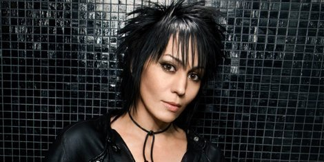 "image for article Joan Jett To Release New Album ""Unvarnished"" In October"