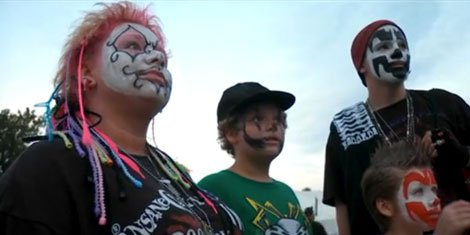 "image for article Watch ""American Juggalo"" As Gathering Of The Juggalos Enters Its Last Days"