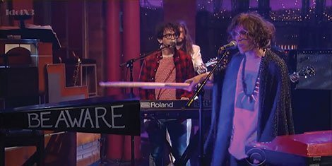 mgmt-your-life-is-a-lie-letterman-cowbell