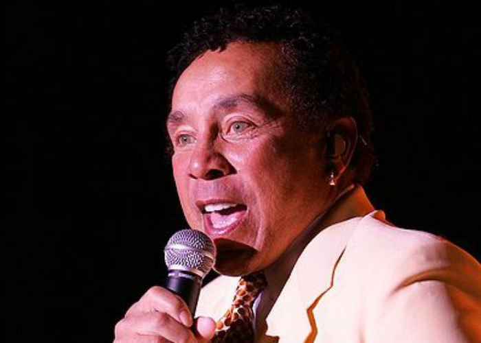 image for artist Smokey Robinson