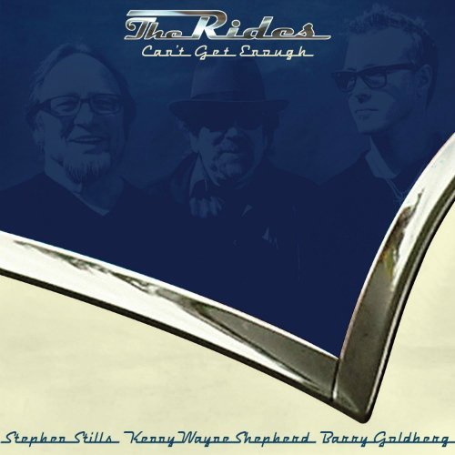 "image for article ""Can't Get Enough"" - The Rides (Stephen Stills & Kenny Wayne Shepherd) [Official Full Album Stream + Zumic Review]"