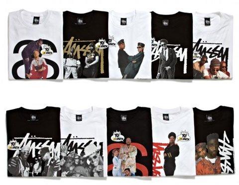 yo-mtv-raps-documentary-25th-anniversary-stussy-shirts