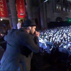 Justin Timberlake - Jimmy Kimmel Live!