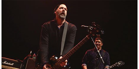 image for article Modest Mouse Recording New Album With Nirvana's Krist Novoselic [Spotify Interview]