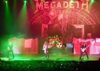 image for event Megadeth