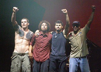 image for artist Rage Against the Machine