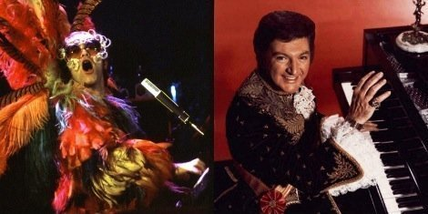 image for article Elton John To Perform Liberace Tribute At Emmys