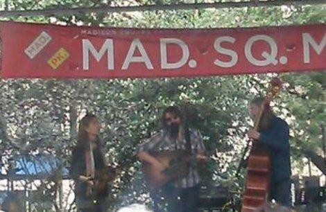 TheStraybirds-madisonsquarepark-2013