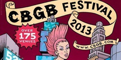 image for article CBGB Fest Announces Free Times Square Show With My Morning Jacket, Grizzly Bear, The Wallflowers, And More