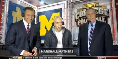 eminem-saturday-night-football-interview