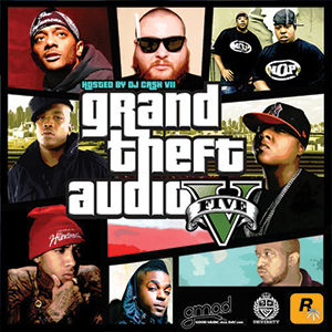 "image for article ""Grand Theft Auto 5 Soundtrack"" - Rockstar Games & DJ Cash VII [SoundCloud Stream & Free Download]"