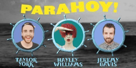 image for article Hayley Williams Excited About Upcoming PARAHOY! Cruise
