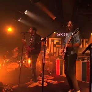"image for article ""Okay"" & ""Changing Of The Guard"" - Holy Ghost! [Kimmel Live YouTube Video]"