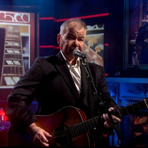 image for article John Prine Interview & Performances on The Colbert Report 2013 [Official Videos]