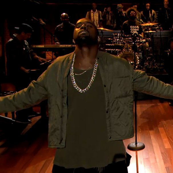 "image for article ""Bound 2"" - Kanye West ft Charlie Wilson [Jimmy Fallon Live Video]"