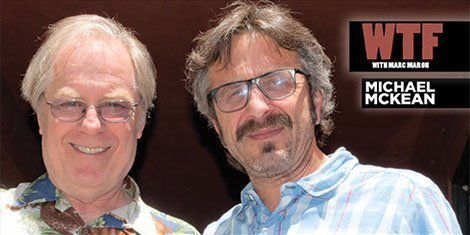 image for article Spinal Tap's Michael McKean Talks With Marc Maron on WTF Podcast [Audio Stream & Download]