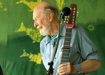 image for artist Pete Seeger
