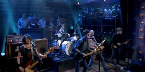 "image for article ""Void"" & ""Driveway To Driveway"" - Superchunk [Jimmy Fallon Live Videos]"