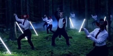 Download the does official fox fox video music the say (what ) - ylvis